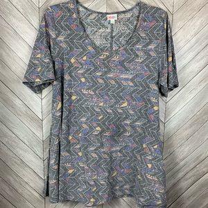 LuLaRoe 2x perfect T-shirt